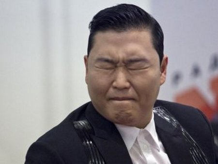 Psy бухает, как алкаш