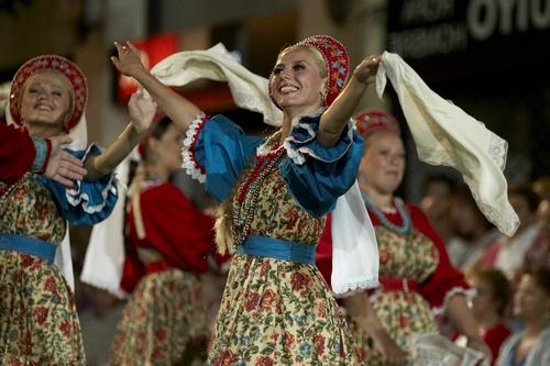 Омский хор произвел Фурор в многонациональном фестивале во Франции и Италии