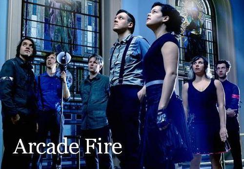 Arcade Fire закончили запись новой пластинки