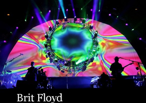 Pink Floyd жив! – Brit Floyd привезут свое шоу в Москву