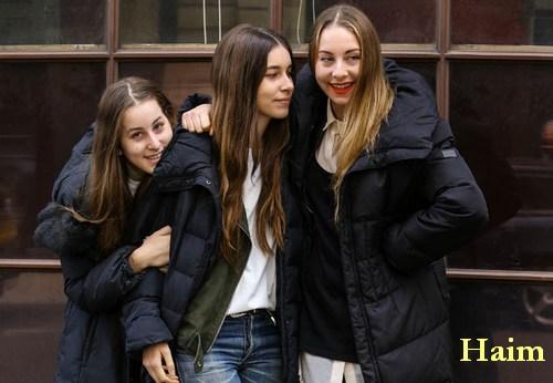 Девчонки из Haim представили кавер на хит Майли Сайрус