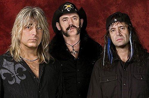 Из-за плохого здоровья Лемми Motörhead отложили свой тур