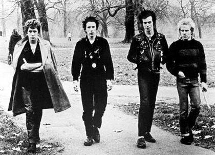 Несколько интересных фактов о Sex Pistols