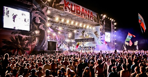 KUBANA – номинант премии European Festival Awords 2013