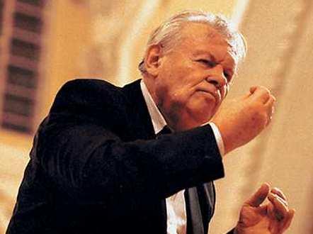 В Доме музыки отпразднуют 85 лет со дня рождения Светланова