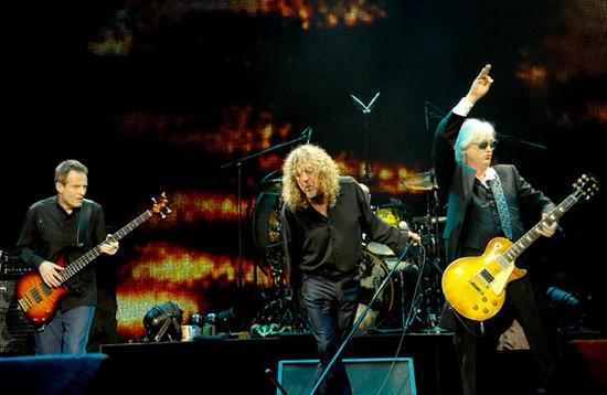 Led Zeppelin переиздадут свои песни