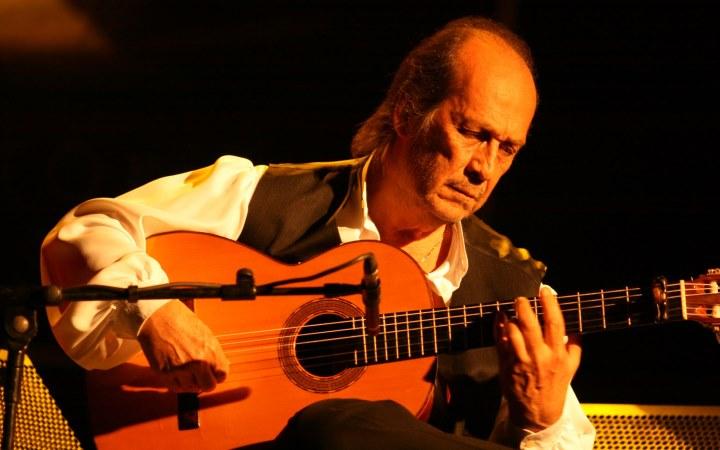 Ушел из жизни гитарист Пако де Лусия