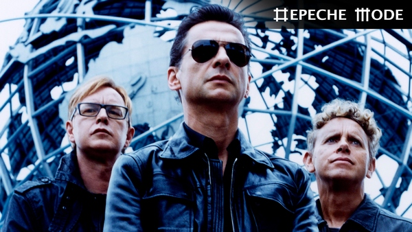 Depeche Mode снова в Питере