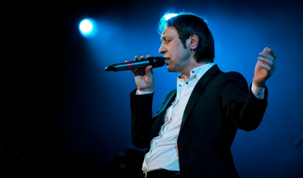Николай Носков представит новую концертную программу «Трилогия»