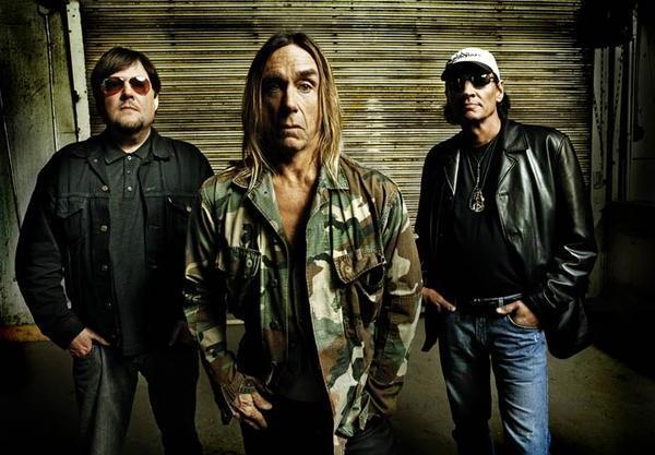 Новый альбом Iggy and The Stooges без Игги