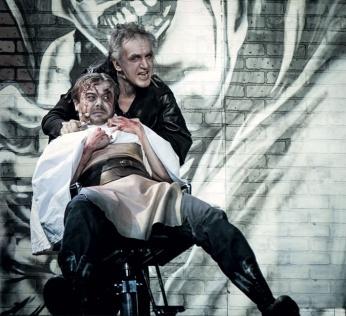14 и 15 марта ожидается очередной показ рок-оперы Todd