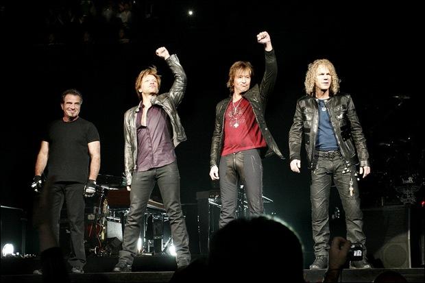 """Переиздание """"New Jersey"""" в честь 30-летия Bon Jovi"""