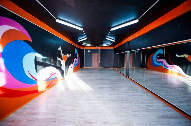 Почасовая аренда танцевального зала в Москве – это не так дорого…