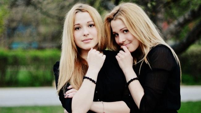 Сестры Толмачевы в предвкушении победы