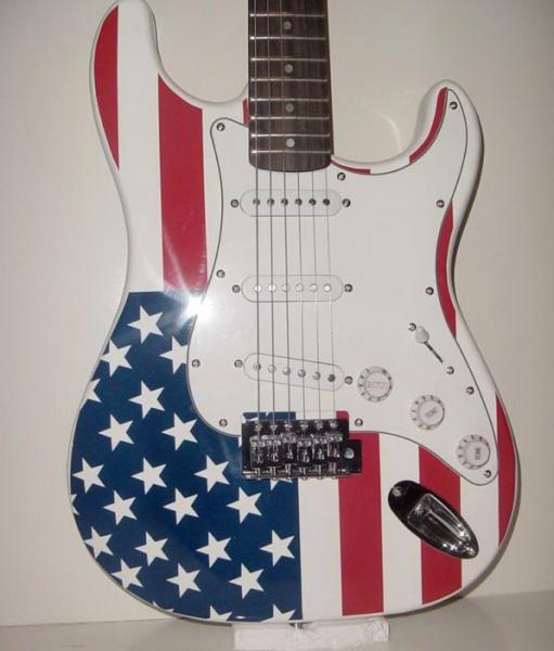 Гитары из США – легендарные бренды на расстоянии одного клика
