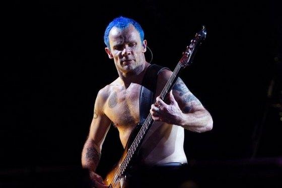 История Фли – бас-гитариста группы Red Hot Chili Peppers