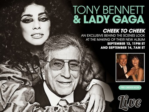 Выход джазовой пластинки Lady Gaga ожидается в сентябре