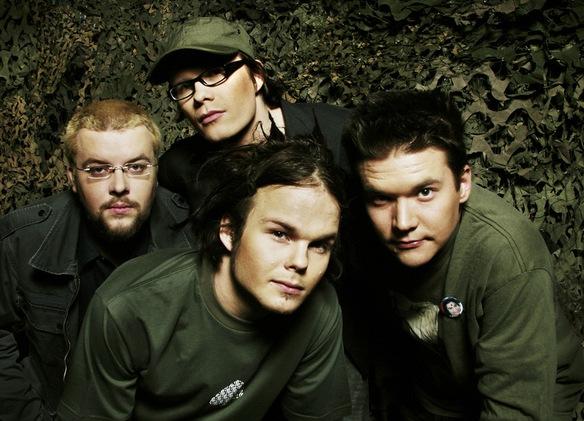 The Rasmus: самые знаменитые финские рокеры