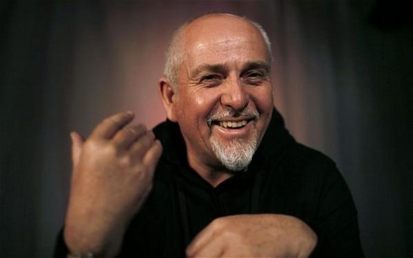 Peter Gabriel назван богом прогрессива