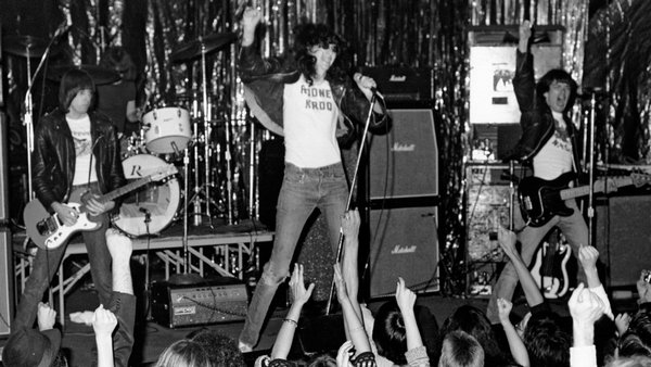 Фильм о группе Ramones от режиссера Мартина Скорсезе