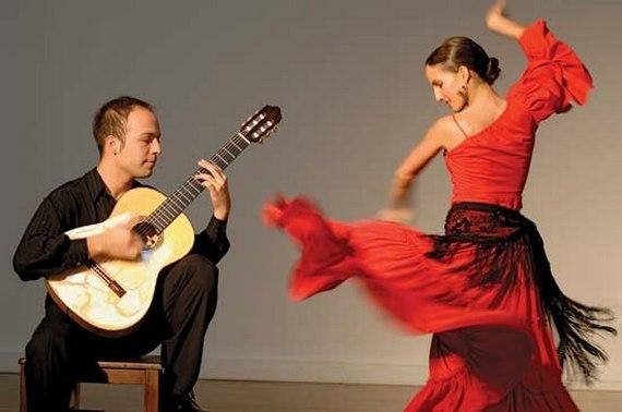 Жгучая музыка Испании