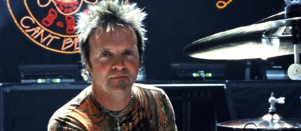 Долгожданное возвращение ударника Aerosmith