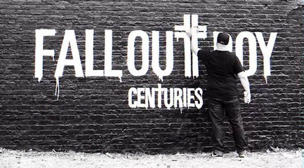 Свежий клип от Fall Out Boy