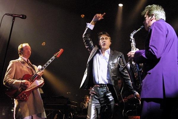 Roxy Music официально объявили о распаде