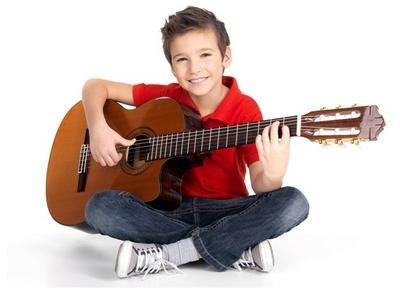 Музицировать на гитаре против депрессии