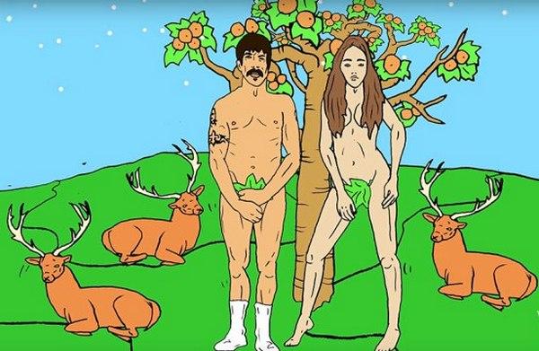 Red Hot Chili Peppers сняли клип на песню «Sick Love»